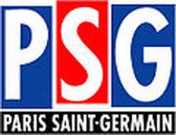 logos du PSG 1992-1996