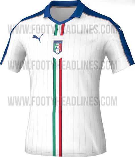 Maillot equipe de Italie de foot